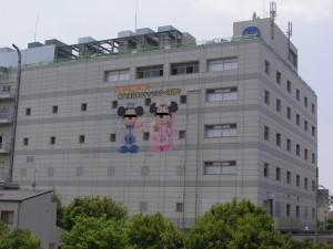 NTT東日本 ミッ〇ー